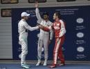 Hamilton giành pole lần thứ ba liên tiếp