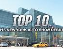 Điểm danh 10 mẫu xe đáng xem nhất Triển lãm ô tô New York 2015