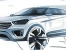 Tân binh Hyundai Creta trông sẽ thế nào?