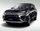 Những điểm mới trên Mitsubishi Outlander PHEV 2016