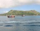 Hai tàu cá tông nhau, một ngư dân tử nạn trên biển