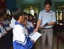 Grobest phối hợp báo Dân trí và Quỹ KHVN trao học bổng đến học sinh nghèo hiếu học vùng ven biển Quảng Ngãi