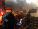 Cháy lớn tại Công ty sản xuất mũ bảo hiểm
