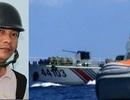 Biết có nhà báo quốc tế, tàu Trung Quốc giảm mức độ hung hãn