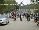 Hà Tĩnh: Du khách trẩy hội chùa Hương tăng vọt