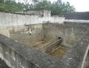 Ba nhà máy nước sạch vừa xây xong đã... đóng cửa