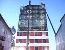 Xây một tòa nhà 10 tầng trong… 48 giờ đồng hồ