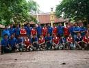 Vượt 5000 km đi… tình nguyện