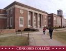 Học bổng GCSE& A level trường nội trú Concord, Anh quốc