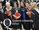 Du học Anh Quốc: Nhận học bổng khi học tại Queen's Belfast