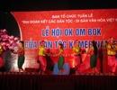 Tái hiện lễ hội Ok om bok của dân tộc Khmer Nam Bộ tại Hà Nội