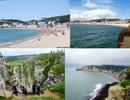 Le Havre Miền Tây bắc nước Pháp biển xanh nắng ấm tình người