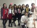 Du học sinh Việt Nam tại Đại học Thượng Hải đón Giáng Sinh 2013