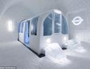 Vẻ đẹp độc đáo của khách sạn băng lớn nhất thế giới