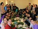 DHS Việt tại Nantes hào hứng với Ngày gói bánh chưng