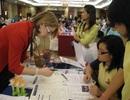 Việt Nam xếp thứ 8 về số sinh viên đang học ở Mỹ