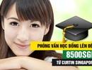 Phỏng vấn học bổng lên đến 8500 SGD từ Curtin Singapore