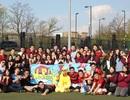 Thêm một mùa bóng đáng nhớ với du học sinh Việt ở Anh