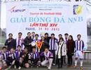 Du học sinh Việt tại Pháp háo hức khởi động mùa bóng NNB 15