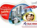 Nhận quà khi du học Singapore 2014