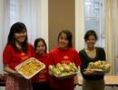 Món Việt ở đại học danh giá hàng đầu nước Mỹ