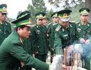 Lãnh đạo Bộ đội Biên phòng Quảng Bình dâng hương viếng mộ Đại tướng