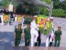 Truy điệu và an táng 26 hài cốt liệt sĩ hy sinh tại Lào