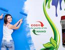 Hãng sơn Cosy Nano cần tìm đại lý sơn cấp 1 trên toàn quốc