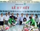 Vietcombank Vinh cho vay 360 tỷ đồng thực hiện Dự án thủy điện đầu tiên của khu vực Bắc Trung Bộ thuộc Chương trình REDP