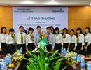 """VietcomBank trao giải đặc biệt chương trình """"Trải nghiệm Smart OTP, vi vu SH Mode"""""""