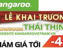 Kangaroo Việt Nam khai trương Showroom Thái Thịnh và website bán hàng trực tuyến