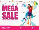 Mega Sale trên toàn hệ thống Vincom