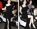 Váy xẻ cao, nữ diễn viên U60 Lâm Thanh Hà vô cùng hấp dẫn!
