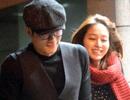 """""""Tình cũ"""" của Song Hye Kyo hạnh phúc bên bạn gái trẻ đẹp"""