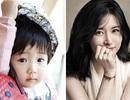 """Con gái """"Nàng Dae Jang Geum"""" xinh chẳng kém mẹ"""