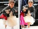 """""""Công chúa"""" nhỏ của Tom Cruise càng lớn càng xinh"""
