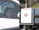 Kristen Stewart buồn nản nhìn bạn trai chuyển đồ khỏi tổ ấm