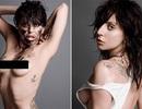 Lady Gaga lại khoe thân trên tạp chí