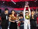Nguyễn Quang Anh trở thành quán quân Giọng hát Việt nhí 2013