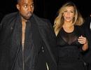 Kim Kardashian khoe dáng đi xem thời trang