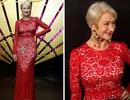 Mỹ nhân U70 Helen Mirren vẫn luôn rực rỡ