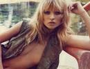 """Siêu mẫu Kate Moss nhận """"giải thưởng đặc biệt"""""""