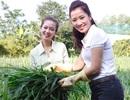 Một ngày làm nông dân với Song Hương