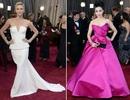 Những chiếc váy đẹp nhất trên thảm đỏ lễ trao giải Oscar năm 2013