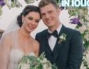 """Những hình ảnh """"độc"""" trong đám cưới Nick Carter"""