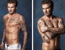 Ngẩn ngơ trước thân hình đẹp như tượng của David Beckham