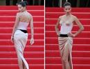 """""""Thiên thần"""" Victoria's Secret đẹp từng centimet trên thảm đỏ"""