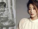 Ảnh thời thơ ấu đen nhẻm của Kim Hee Sun