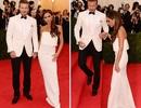 """David Beckham ân cần với """"bà xã"""""""