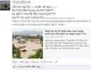 Dân mạng đau xót hướng về miền Trung mưa bão